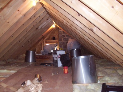 Air sealing dutwork sealing home energy audits philadelphia air sealing home energy audits airsealing recessed lights aloadofball Image collections