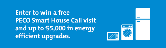 PECO Smart House Call Sweepstakes